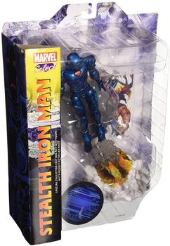 Diamond Select Marvel Select - Stealth Iron Man Special Coll.Edi.