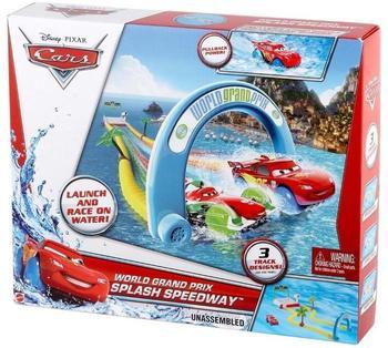 Mattel Cars - Wasser-Rennstrecke