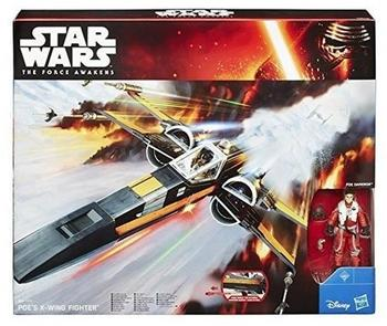 Hasbro Star Wars - E7 Poe Damerons X-Wing Fighter (3953)