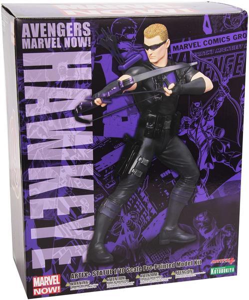 Kotobukiya Avengers Now Hawkeye ArtFX Statue