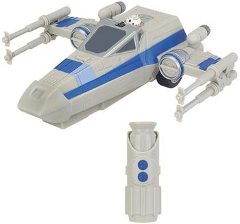 Thinkway Toys Star Wars Resistance X-Wing Fighter
