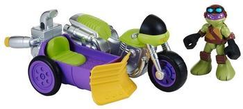 Stadlbauer Turtles Half Shell Heroes - Rippin Rider mit Biker Donnie