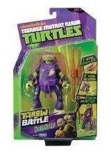 Stadlbauer Playmates Toys Turtles Werfen N Schlacht Donatello