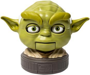 Spin Master Star Wars Interaktive Büste Yoda