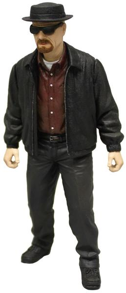 Mezco Toys Breaking Bad - Heisenberg 30 cm Collectible Fig.