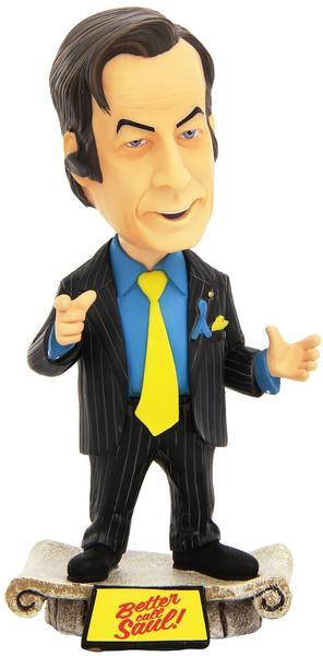 Mezco Toys Breaking Bad - Saul Goodman Bobblehead