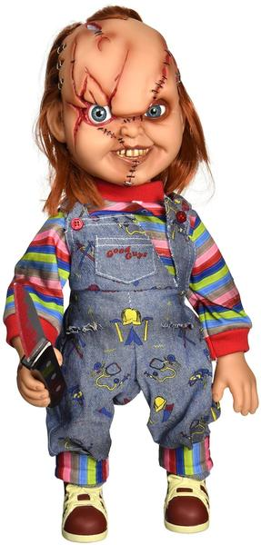 Mezco Toys Action Figur Chucky-Childs Play Talking Chucky 38 cm