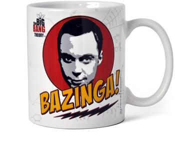 Pyramid International Kaffeetasse-Bazinga