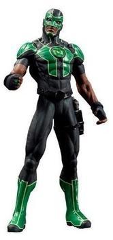 DC Comics Justice League The New 52 -Green Lantern Simon Baz