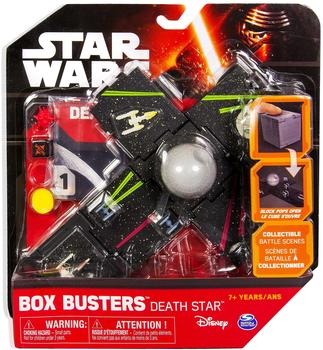 Spin Master Star Wars Box Busters Death Star