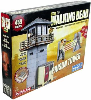 McFarlane Toys Walking Dead Prison Tower & Gate