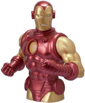 Monogram Marvel Classic Iron Man Bust Bank (Spardose)