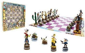 Plastoy SAS PLA69001 - Lucky Luke Schachspiel - Lucky Luke,