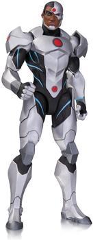 DC Direct Justice League War - Cyborg 17 cm Fig.