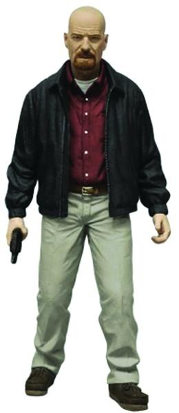 Mezco Toys Breaking Bad - Heisenberg Red Shirt Exclusive Fig.