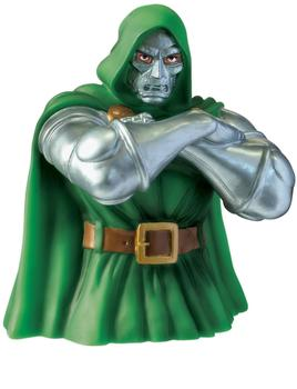 Monogram Marvel Dr. Doom Bust Bank (Spardose)