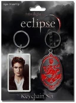 NECA Twilight Eclipse Schlüsselanhänger-Doppelpack Edward