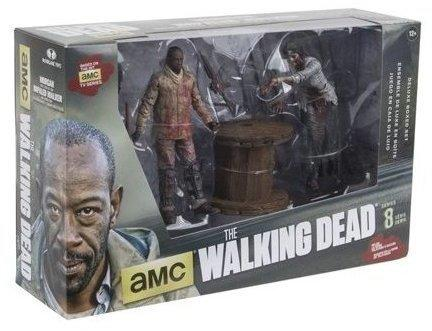 McFarlane Toys Action Figur The Walking Dead TV Morgan Jones & Walker Deluxe