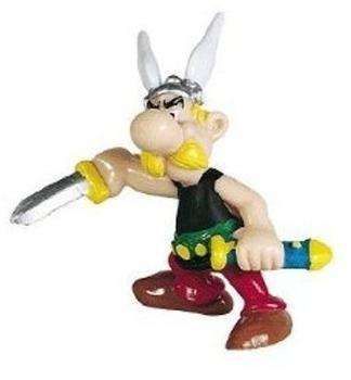 Plastoy Asterix: Asterix kampfbereit, Schlüsselanhänger