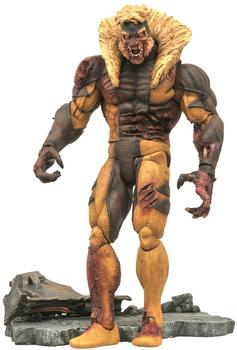 Diamond Select Marvel Select - Zombie Sabretooth Collectors Fig.