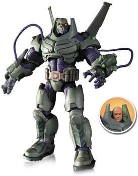 DC Direct DC Comics Super Villains Armor Lex Luthor Deluxe