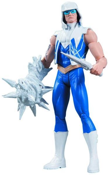 DC Comics Super-Villains - Captain Cold