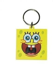 Pyramid SpongeBob Schlüsselanhänger Happy