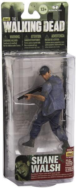 McFarlane Toys The Walking Dead TV - Shane Walsh w. Baseball Cap