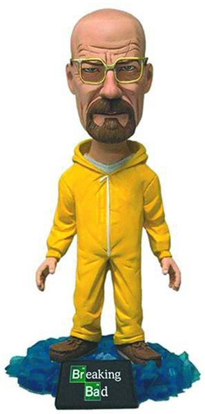 Mezco Toyz Breaking Bad Bobblehead Walter White
