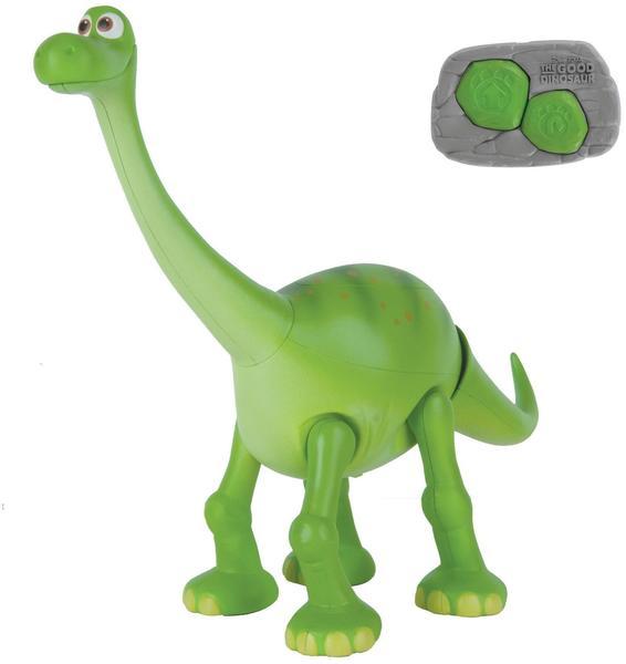 TOMY Arlo & Disney Good Dinosaur - RC Dinosaurier Arlo - Fernbedienung 25,0cm