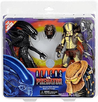 NECA Alien vs. Predator Renegade vs. Big Chap 2-Pack