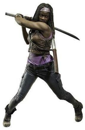 McFarlane Toys The Walking Dead TV - Michonne Deluxe 25 cm Fig.