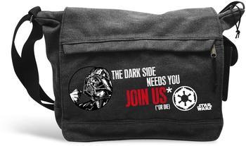 ABYstyle Studio Merc Sw Messenger Bag: Vader Join Us