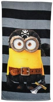 United Labels Minions Strandtuch Pirat (75x150cm)