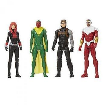Hasbro Marvel Avengers Titan Hero Series Age of Ultron Basic Vision (B3440)