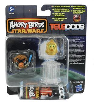 Hasbro Star Wars Angry Birds Telepods Figurenpack