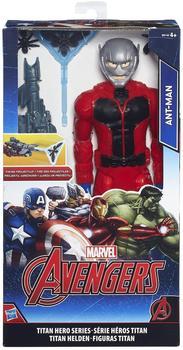 Hasbro Marvel Avengers Titan Hero - Black Panther and Ant-Man