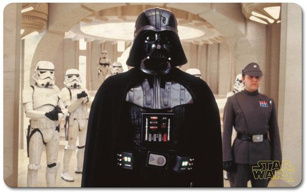 Star Wars Brettchen Darth Vader