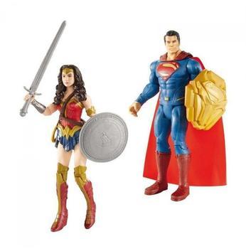 Mattel Batman vs. Superman - Batman v Superman Basisfiguren Sortiment (DJG28)