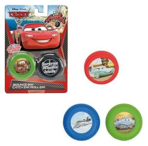 Simba Disney Cars 2 Wheelies 2er Pack