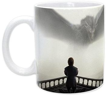 ABYstyle Tasse Game of Thrones Tyrion & Drache [320ml]