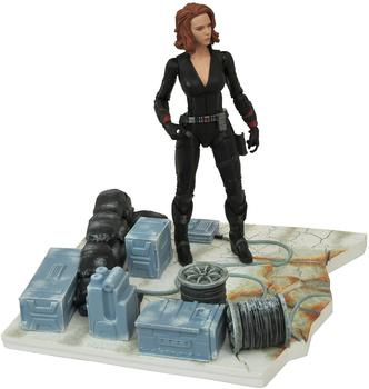 Diamond Select Marvel Select - Avengers 2 Black Widow Coll. Fig.