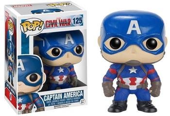 Funko Pop! Marvel: Captain America 3 - Captain America