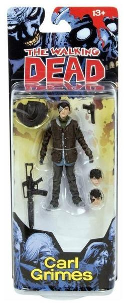 McFarlane Toys The Walking Dead Comic IV - Carl Grimes