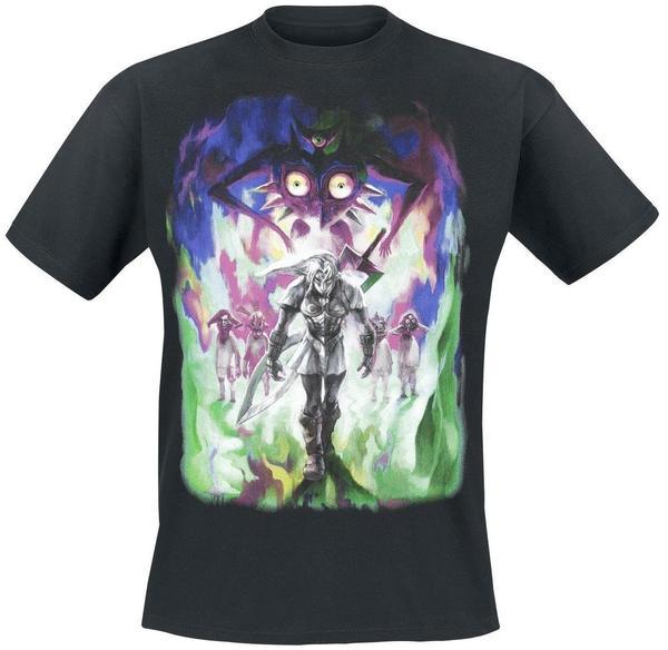 Bioworld Nintendo T-Shirt -XL- Zelda Majoras Mask
