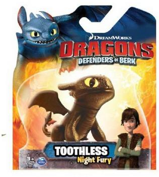Spin Master DRA Dragons Mini Drachen Figuren, 1 Stück