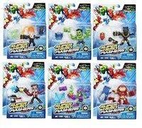 Hasbro Hero Mashers - Marvel Super Hero Mashers Micro Figuren (B6431EU4)