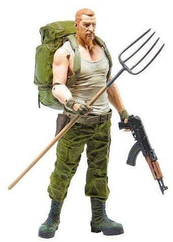 McFarlane Toys The Walking Dead Comic IV - Abraham Ford
