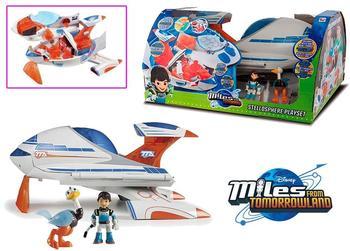 IMC Toys Spielset (4 -tlg.), »Disneys Miles von Morgen - Raumschiff Stellosphere, Großes
