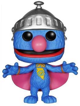 Funko Pop! Vinyl 123 Sesame Street Super Grover 01